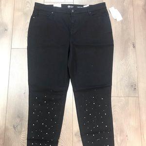 Style & Co Women's Curvy Skinny Jeans